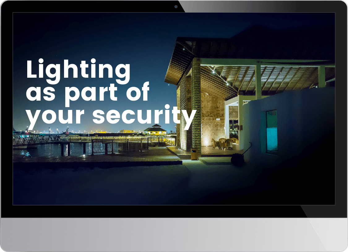 Security Lighting Image