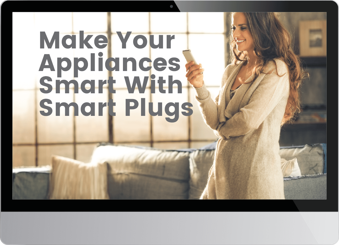 Smart Appliances Smart Plugs Image